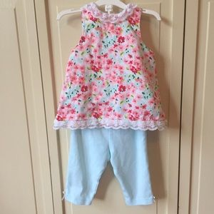 2 Piece Little Me Outfit 9 months